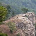 """Crimea. Ai-Petri region. RTP riders at """"Miskhor"""" trail. Photo: Konstantin Galat"""