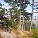 Crimea. Ai-Petri region, Taraktash ridge. Rider - Nikolay Pukhir. Photo: Konstantin Galat