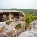 Crimea. Bakhtchisaray region. Eski-Kermen cave city. Photo: Konstantin Galat