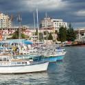 Crimea. Yalta sea port. Photo: Konstantin Galat