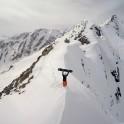 Elbrus region. Cheget massive. Rider - Konstantin Galat. Photo by Oleg Kolmovskiy