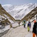 Elbrus region. RTP team in Gara-Bashi valley. Photo by Artem Kuznetsov
