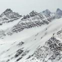 Elbrus region. Mt. Kogutay and Mt. Ushba view. Photo by Sergey Puzankov