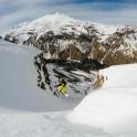 Elbrus region. Cheget massive. Photo by Sergey Puzankov.
