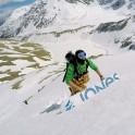 Russia, Caucasus, Elbrus region. Valley Medvezhie. Rider - Aleksander Ilyin. Photo by Konstantin Galat