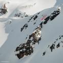 Russia, Caucasus, Elbrus region. Valley Medvezhie. Rider - Idris Uzdenov. Photo by Sergey Puzankov