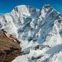 Russia, Caucasus, Elbrus region. RTP photographer - Sergey Puzankov. Photo by Dmitriy Vasilevskiy