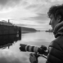 Murmansk seaport. Expedition cameraman - David Khaiznikov. Photo by Konstantin Galat