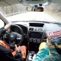 Северный Кавказ, район Домбай. Subaru Forester - официальный авто проекта RideThePlanet-2017. Фотограф - Денис Гусев
