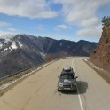Кавказ. Ущелье Архыз. Subaru Forester - официальный авто проекта RideThePlanet. Фото - Денис Гусев