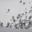 Северный Кавказ, район Домбай. Видеооператор проекта Олег Колмовский. Фотограф - Константин Галат