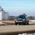 Кавказ. Архыз. Обсерватория САО РАН. Subaru Forester - официальный автомобиль проекта RideThePlanet. Фото: Константин Галат