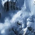 Кавказ. Район Архыз. Райдер - Александр Бойко. Фото - Андрей Британишский