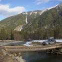 Кавказ. Район Архыз. Subaru Forester - официальный авто проекта RideThePlanet. Фото - Константин Галат