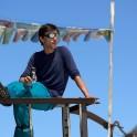 Казахстан. Северный Тянь-Шань, район Заилийский Алатау. Космостанция. Автор проекта RTP - Константин Галат. Фото – Денис Гусев