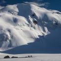 Казахстан. Северный Тянь-Шань, район Заилийский Алатау. Ледник Туюксу. Фото - Анна Савоськина