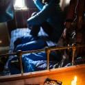 """Казахстан. Северный Тянь-Шань, район Заилийский Алатау. Гляциологическая станция Т1 """"Туюксу"""". Александр Ильин. Фото - Анна Савоськина"""