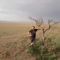 Казахстан. Национальный парк Алтын-Эмель. Иван Малахов. Фото: Денис Гусев
