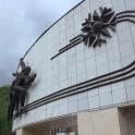 Казахстан. Алматы. Высокогорный каток Медеу. Фото - Константин Галат