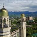 Казахстан. Алматы. Фото - Рустам Ибрагимов