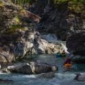 Норвегия. Река Brandset. Фото - Елизавета Прозорова