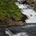 Норвегия. Река Myrkdalselva. Райдер – Иван Козлачков. Фото – Елизавета Прозорова