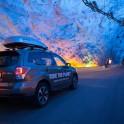 Норвегия. Один из самых длинных автомобильных тоннелей в Европе - 24 км. Subaru Forester - официальный автомобиль проекта RideThePlanet. Фото - Константин Галат