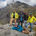 Норвегия. Команда RideThePlanet. Фото – Константин Галат