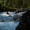Норвегия. Река Brandset. Райдер – Сергей Ильин. Фото – Олег Колмовский