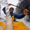 Норвегия. Река Rauma. Райдер – Иван Рыбников. Фото - GoPro