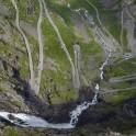 """Норвегия. Trollstigen - """"Тропа Троллей"""". Фото - Олег Колмовский"""
