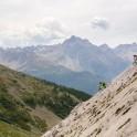 Швейцария на границе с итальянским регионом Ливиньо. Райдеры – Иван Кунаев и Петр Винокуров. Фото - Андрей Британишский