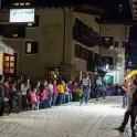 Италия. Регион Ливиньо. Традиционная летняя городская лыжная гонка на улицах Ливиньо. Фото - Дарья Пуденко