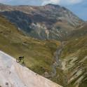 Швейцария на границе с итальянском регионом Ливиньо. Райдер – Иван Кунаев. Фото - Дарья Пуденко