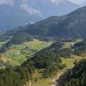 Швейцария на границе с итальянском регионом Ливиньо. Фото - Дарья Пуденко