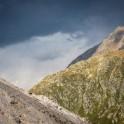 Регион Ливиньо на границе со Швейцарией. Райдер – Иван Кунаев. Фото - Дарья Пуденко