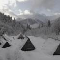 """Абхазия. База """"Аджара"""" после обильного двухсуточного снегопада. Фото – Артем Кузнецов"""