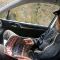 Абхазия. Видеооператор проекта Борис Белоусов. Фото – Константин Галат