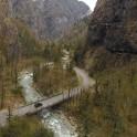 Абхазия. Долина реки Гега. Фото с дрона – Борис Белоусо
