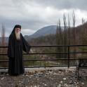 Абхазия. Игумен Игнатий Киут – настоятель Каманского мужского монастыря Св. Иоанна Златоуста. Фото – Константин Галат