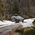 Абхазия. Заброска по горной дороге в ущелье Ауатхара. Subaru Outback – официальный авто проекта RideThePlanet. Фото – Сергей Пузанков