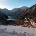 Абхазия. Озеро Рица. Фото – Александр Ильин