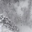 Абхазия. Долина Ауатхара. Команда RTP. Фото c дрона – Борис Белоусов
