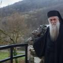 Абхазия. Каманский монастырь Св. Иоанна Златоуста. Игумен Игнатий Киут. Фото – Константин Галат