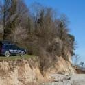 Абхазия. Subaru Outback – официальный автомобиль проекта RideThePlanet-2018. Фото – Константин Галат