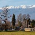 Абхазия. Вид на горы из п. Лыхны. Фото – Константин Галат