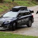 Абхазия. Subaru Outback – официальный автомобиль проекта RideThePlanet-2018. Видеооператор проекта Борис Белоусов. Фото – Сергей Пузанков