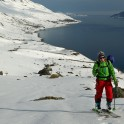 Северная Норвегия. Заполярный регион Nord Norge. Остров Arnoya. Фотограф проекта Тамара Столбова. Фото - Артем Оганов