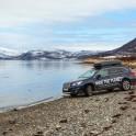 Северная Норвегия. Регион Nord Norge. Subaru Outback – официальный автомобиль проекта RideThePlanet. Фото – Константин Галат