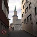 Северная Норвегия. Город Тромсё – заполярная столица Норвегии. Фото - Константин Галат
